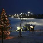 Night Skiing at Granby Ranch